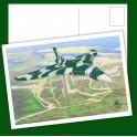 Vulcan XM607 Post Card