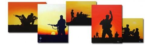 Standard Military Prints