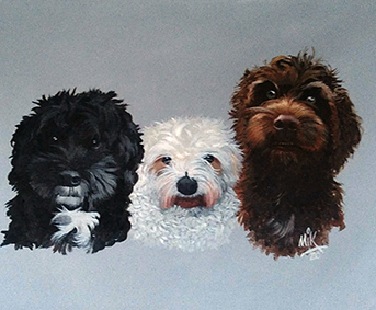 Dogs General Painting