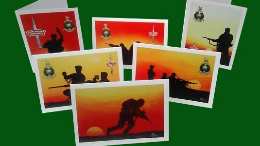 Commando Cards